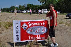 Triathlon June 20  2010