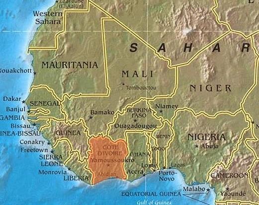 WestAfrica-Ivory Coast