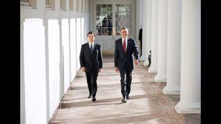 Obama-Hu