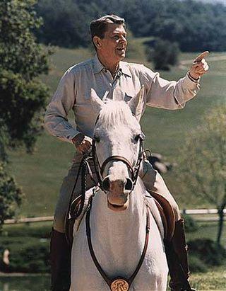 Cowboy Reagan