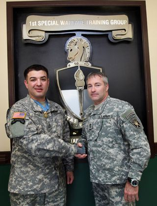 SFC Leroy Petry