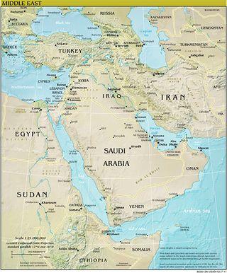 CIAmideastmap
