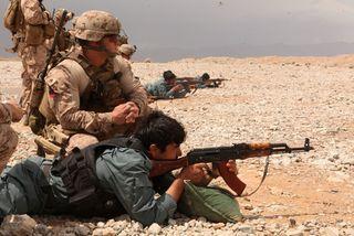 Marine-ANA range