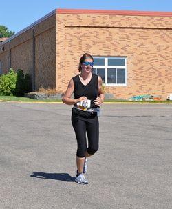 Triathlon- Finishing Strong