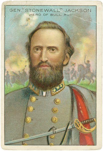 LTG Stonewall Jackson
