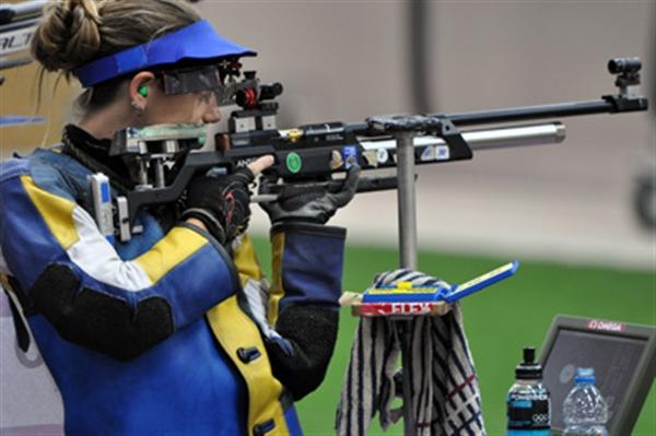 Jamie Gray - Army Wife 2012 Olypics