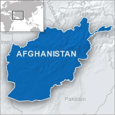 AfghanistanMap