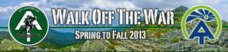 Walk Off The War logo