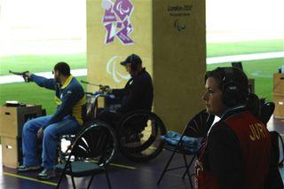 Eric Hollen Paralympics Ranger