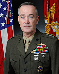 GEN Joseph F Dunford Jr