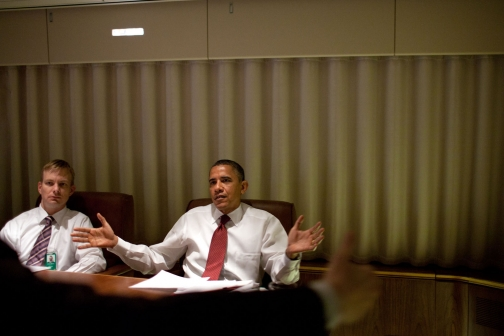 Obama tells a whopper