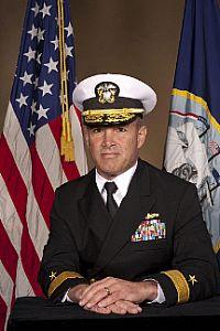 RADM Charles M Gaoutte