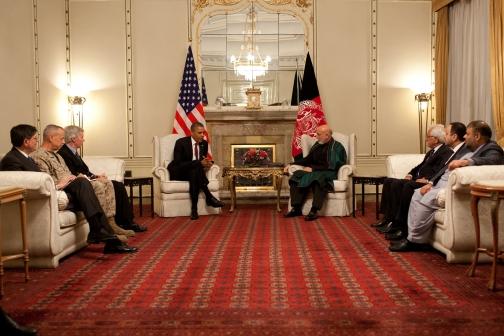 Obama-Karzai