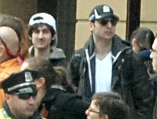 Boston Bomb terrorists