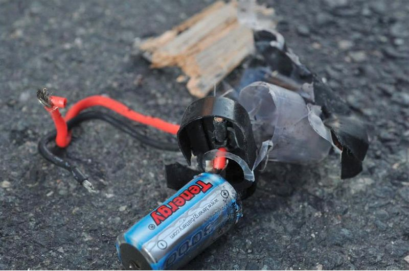 Boston Bomb battery